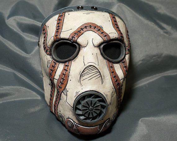 Borderlands 3 Psycho Bandit mask cosplay version