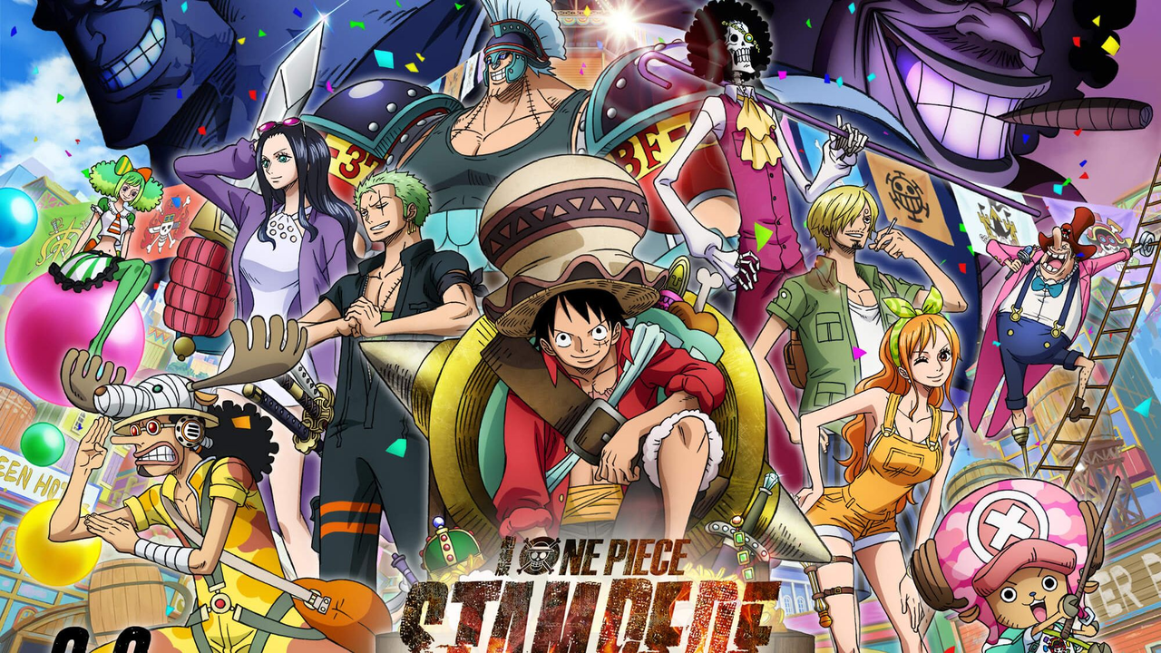 One Piece Stampede Film Tops the Box Office with US28.7