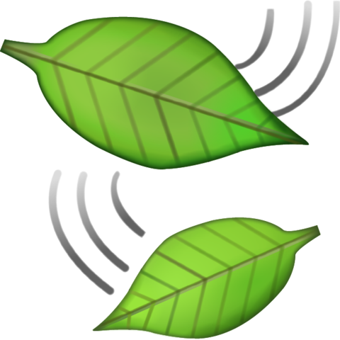 Leaf Falling Emoji Emoji images, Emoji, Autumn leaves