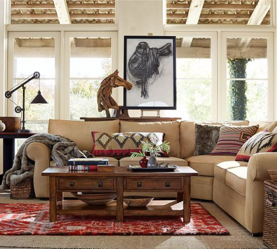 Home: Pottery Barn Living Room Sale Save Up To 30% On Coffee ...
