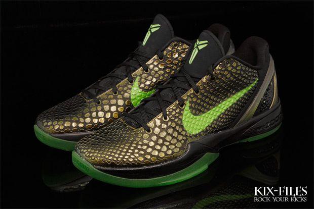 Nike Zoom Kobe 6 Supreme \