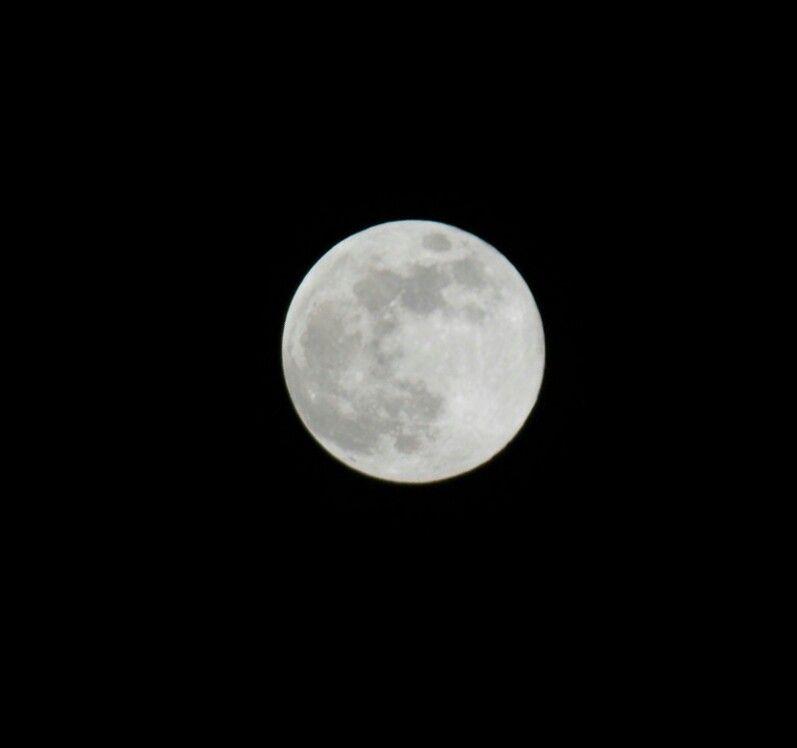 Lua totalmente cheia