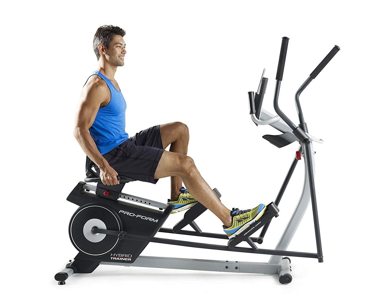 Best elliptical trainer reviews in 2020 biking workout