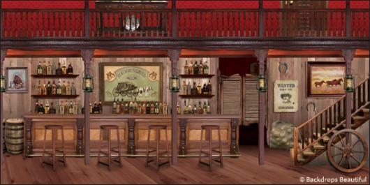 Backdrops Saloon 2b Old West Saloon Western Saloon