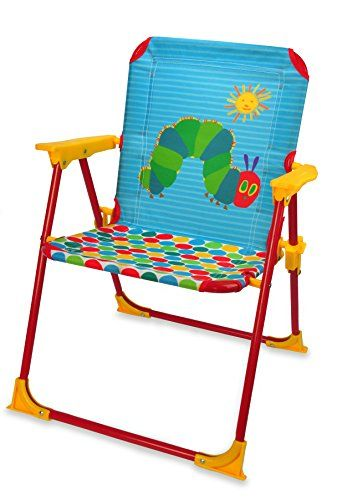 Kids Folding Chairs World Of Eric Carle The Very Hungry