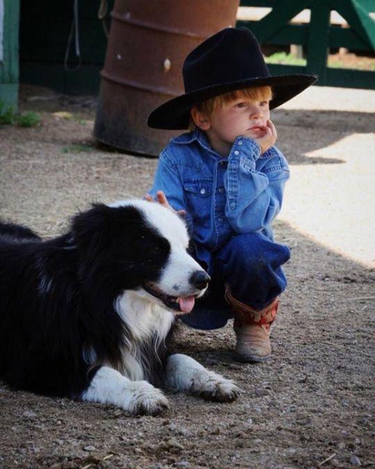 Moment S Haustiere Fur Kinder Kleiner Cowboy Tiere Und Haustiere