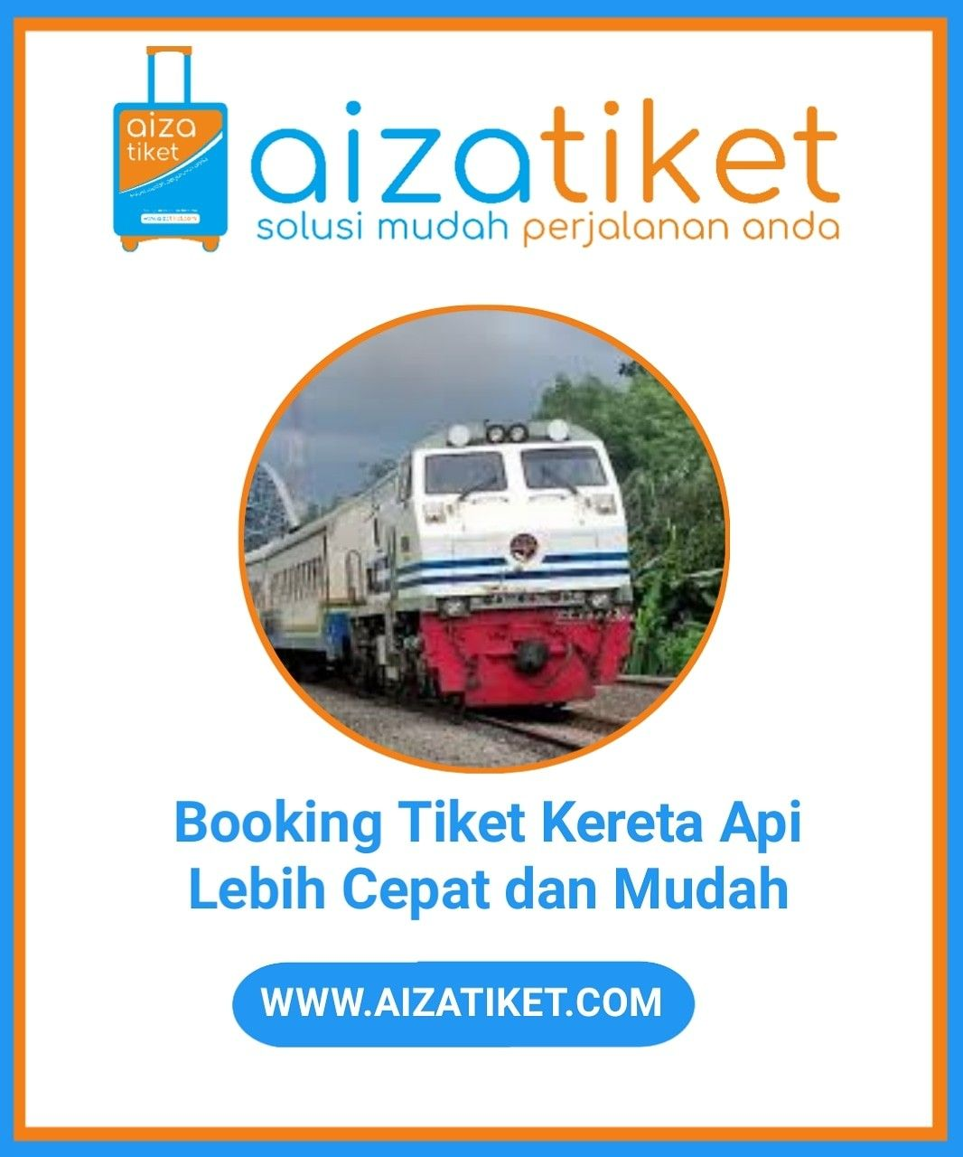 Booking Tiket Kereta Api Lebih Cepat Dan Mudah Bersama