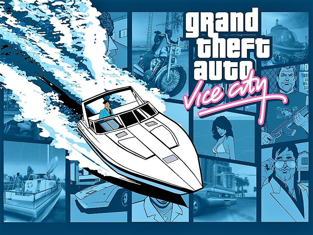 Gta Vice City Wallpaper Grand Theft Auto Gta Grands