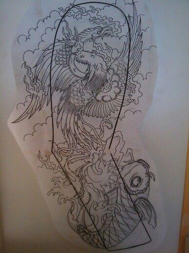 Japanese Pheonix Tattoo Sleeve Japanese Sleeve Tattoos Japanese Phoenix Tattoo Full Sleeve Tattoos