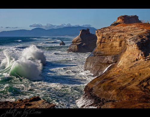 Cape Kiwanda, Oregon, USA