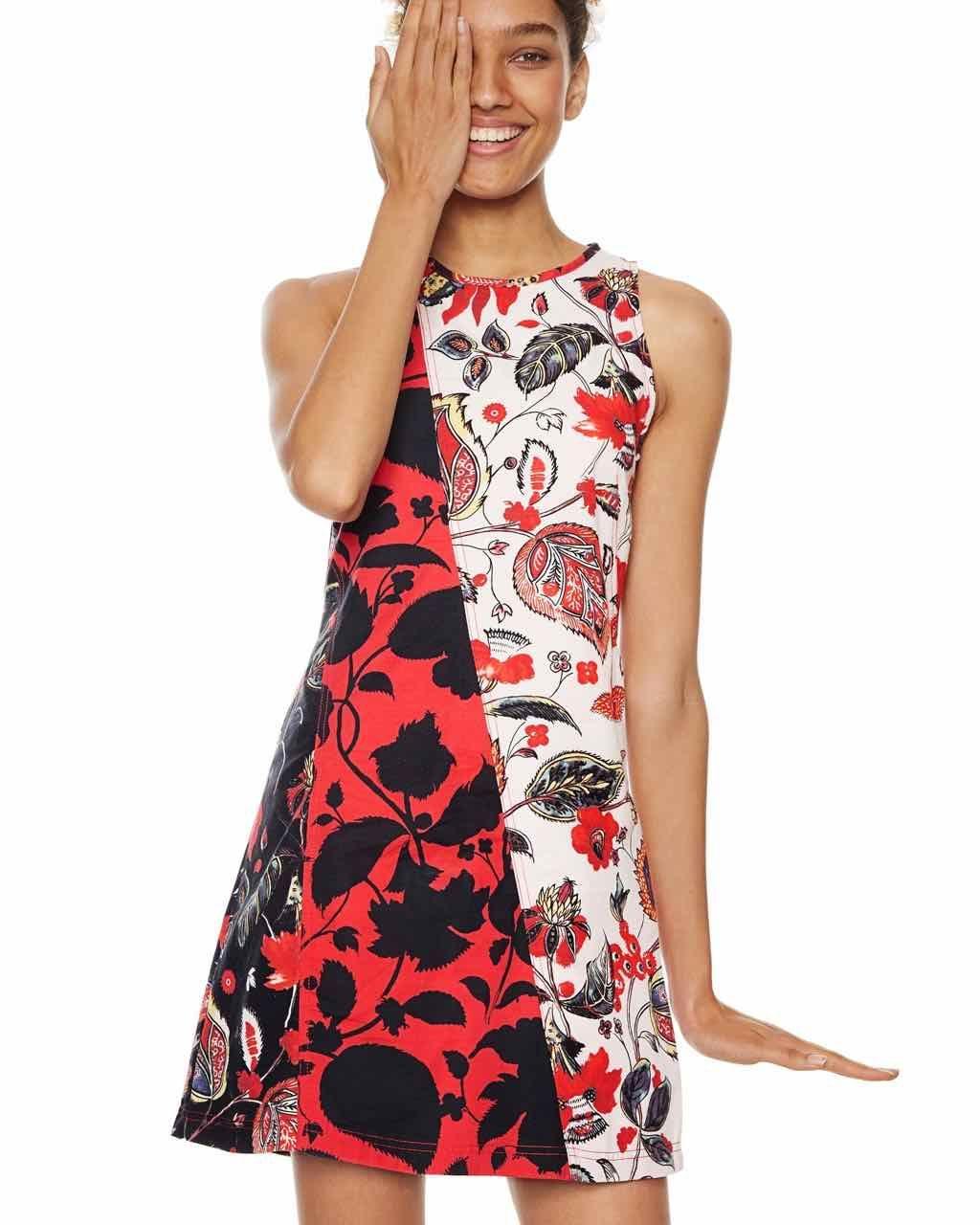 "9160925223dbf Desigual Dress ""Lia""   Oblečení   Dresses, Frocks y Womens fashion"