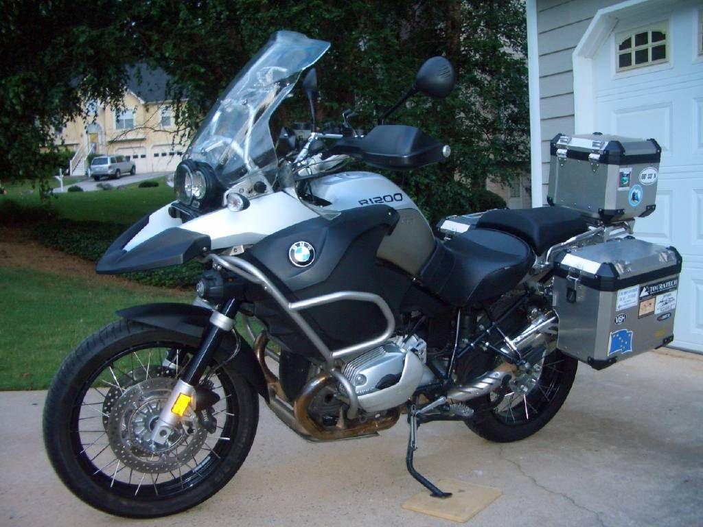 2007 Bmw R 1200 Gs Adventure Woodstock Ga Cycletrader