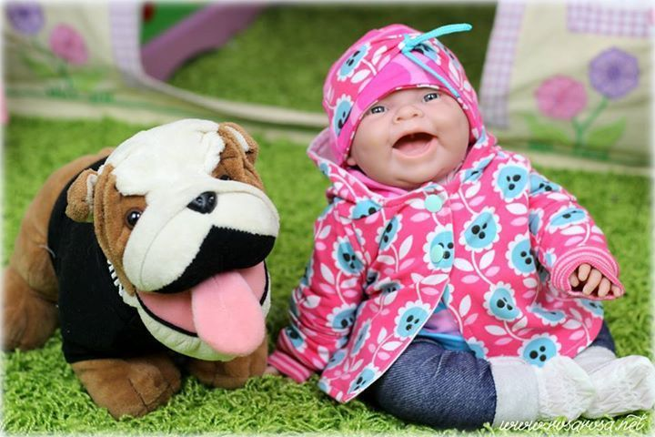 Ebook Puppenliebe ♥ 9 Schnittmuster für Puppen in 2 Größen