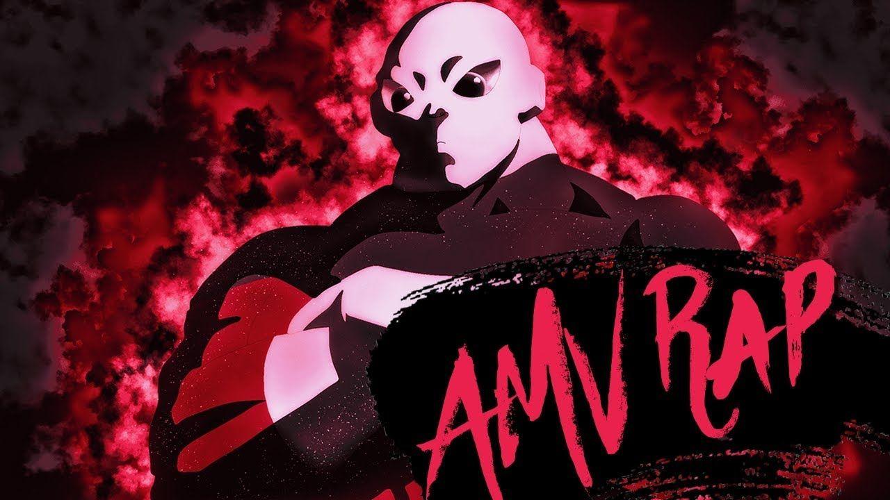 AMV RAP: Rap do JIREN (Dragon Ball Super) | BlackSagaro