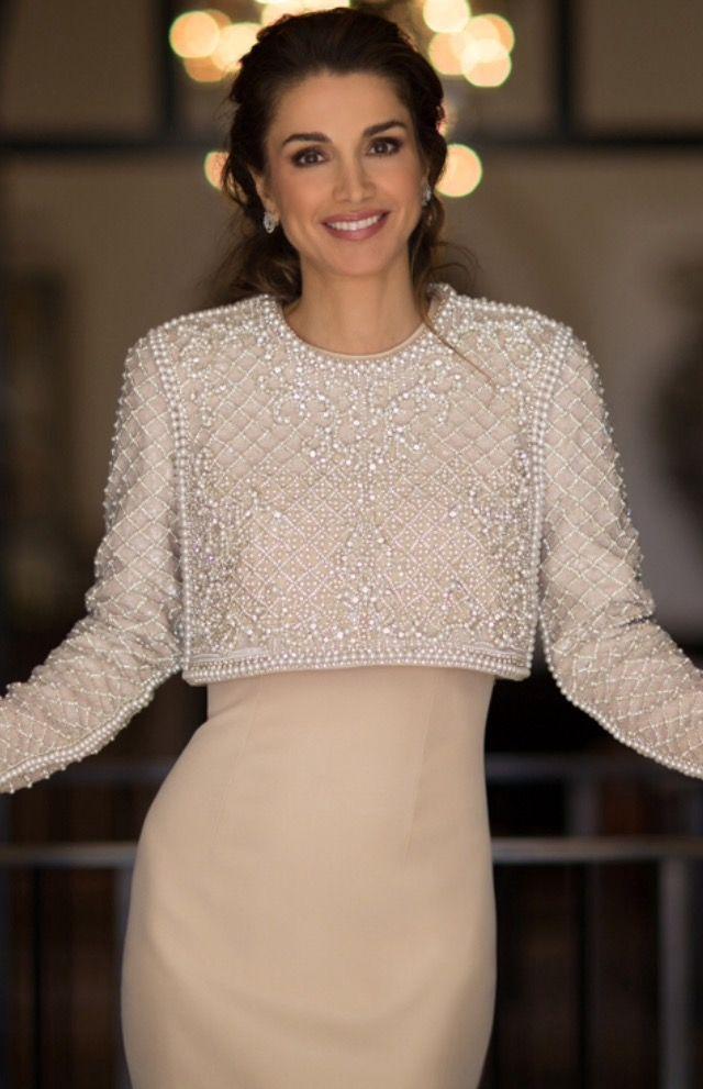 Resultado de imagen para rania of jordan elegant