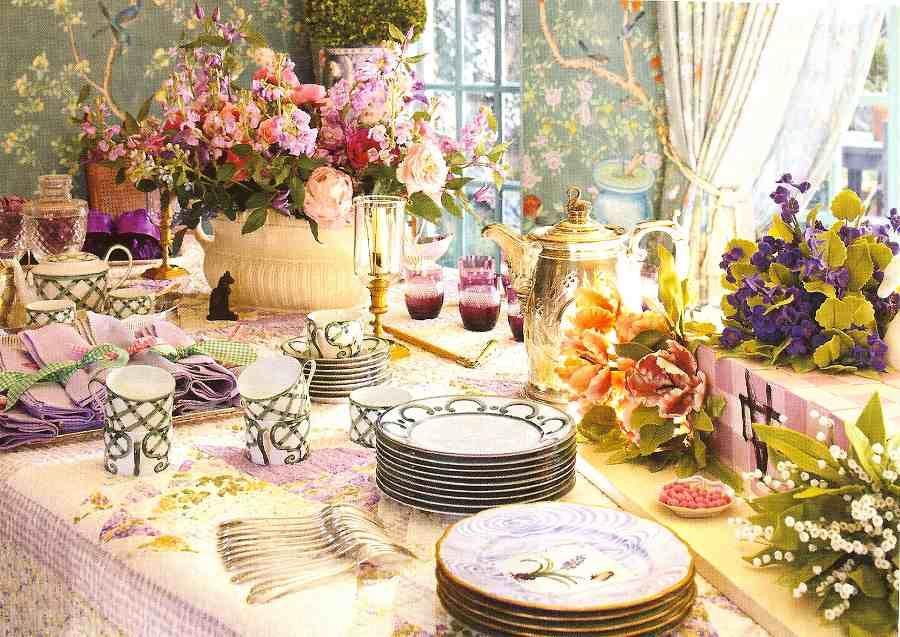 How To Organize An Indoor Garden Party Tea Party Ideas Indoor
