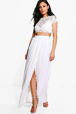 Bralet maxi dress