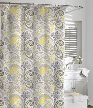 Kassatex Paisley Shower Curtain | Dillardu0027s Mobile