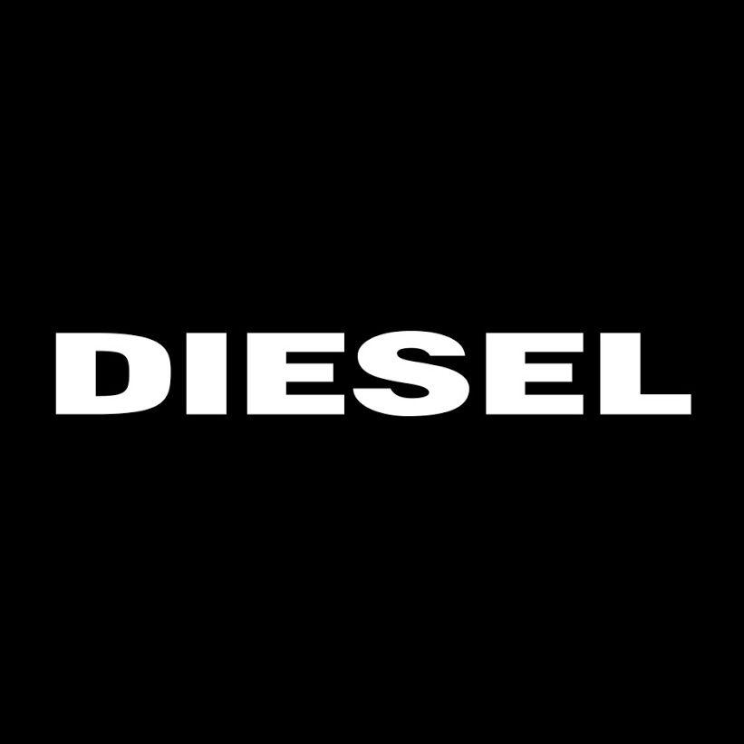 Diesel Google ディーゼル スマホ 壁紙 黒 ロゴ