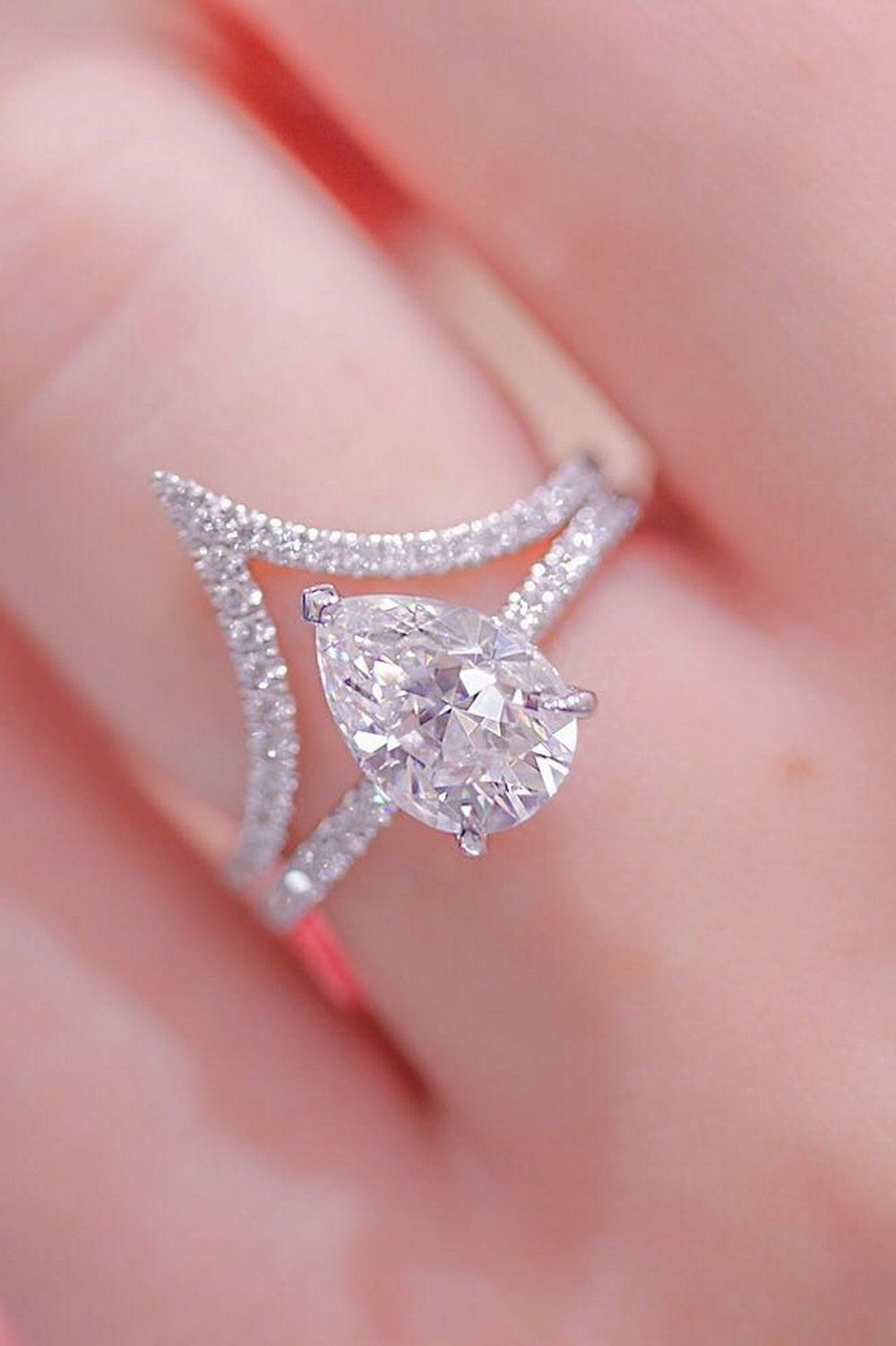 29 Stunning & Unique Engagement Rings @PrincessBrideDiamonds | Boda ...