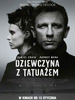 """Girl with the Dragon Tattoo"" - really good thriller regardless of reading the novel or not"