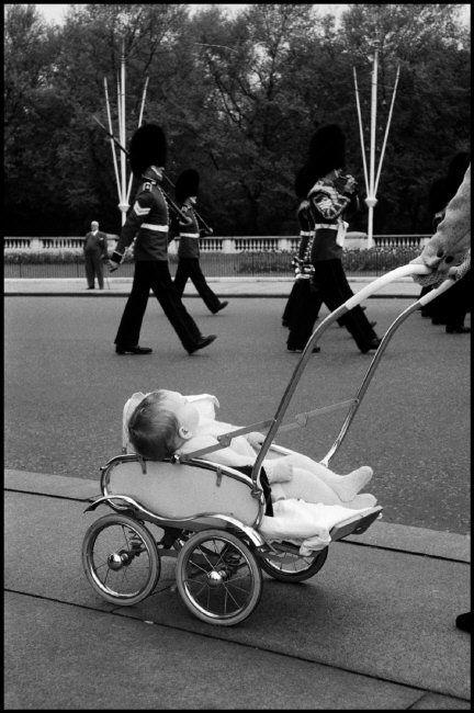 Erich Hartmann - London. 1958.