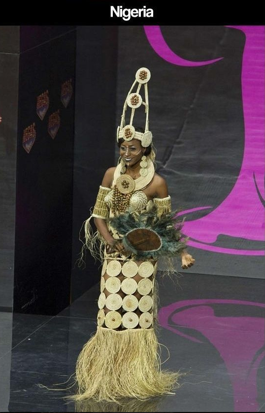 miss universe costume catagory