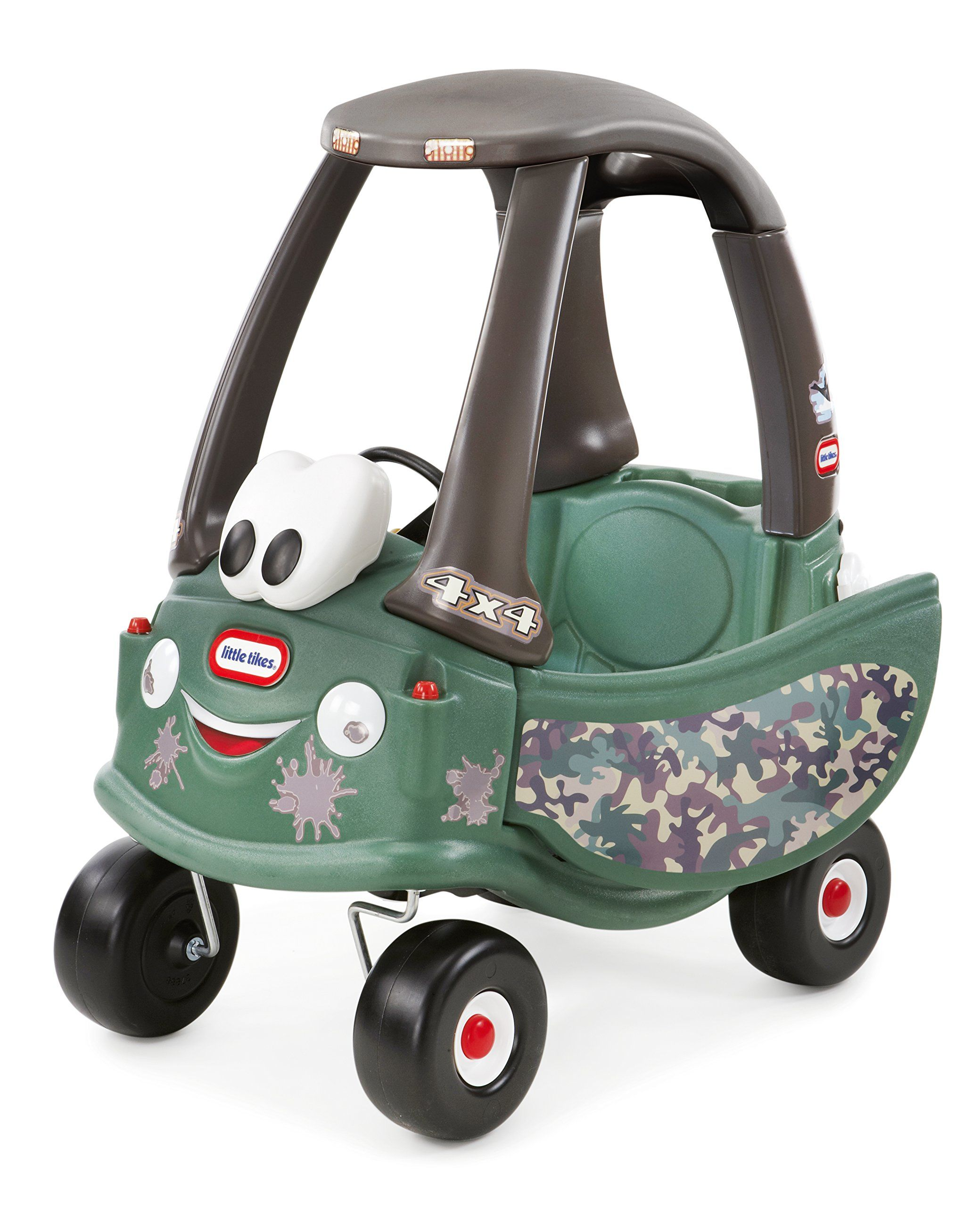 Little car toys  Little Tikes Cozy Coupe OffRoader RideOn Camo Kidpowered