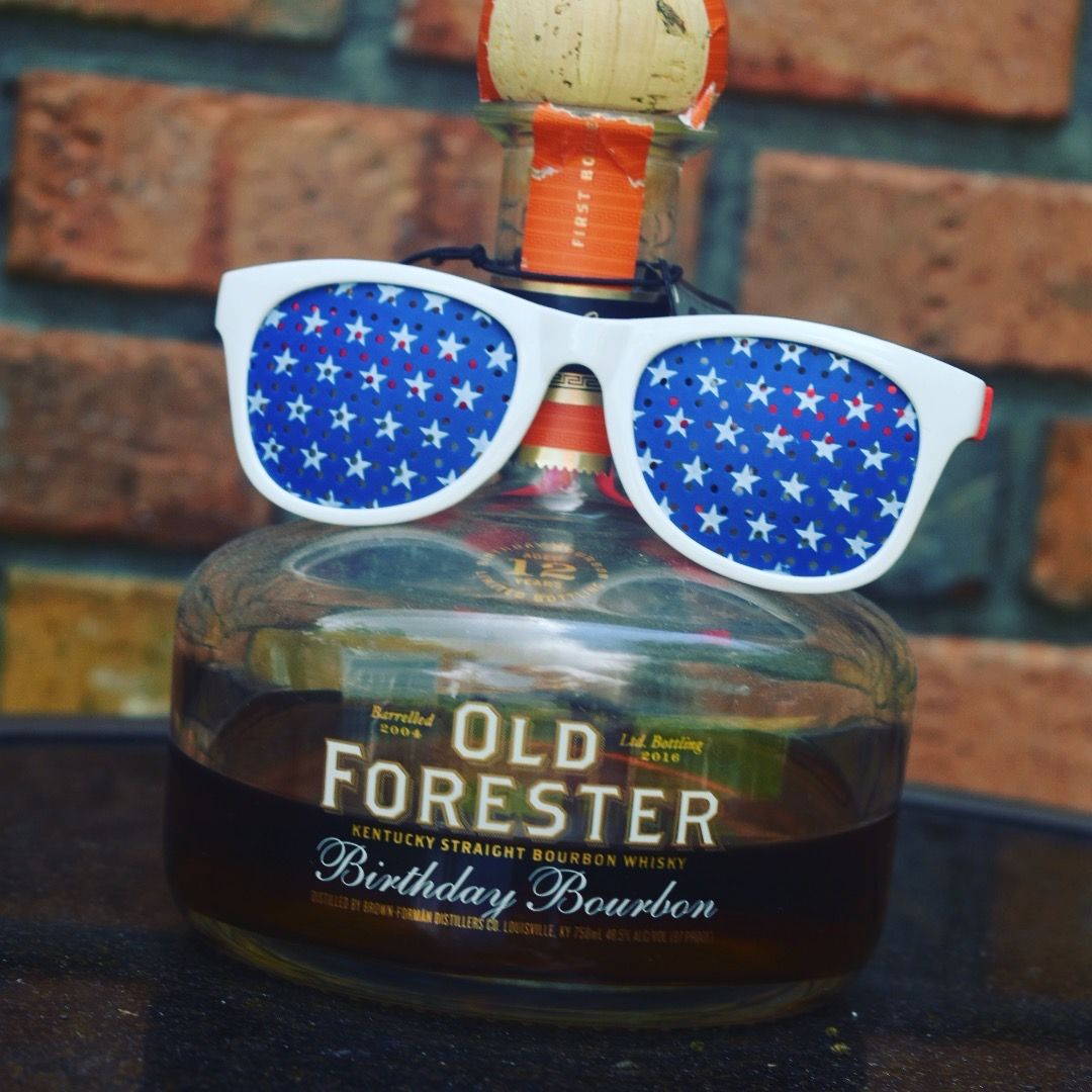 Old Forester Birthday Bourbon 2016 edition Bourbon