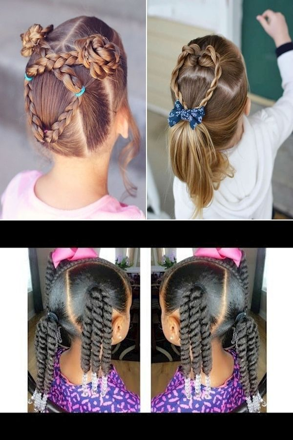 Photo of Hair Style Cutting Girl | Different Hairstyles For Children | Kids Hair Style Fo…