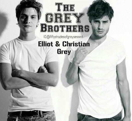 Grey brothers♡ fifty shades of grey