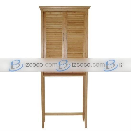 Delightful Bathroom Space Saver Bamboo