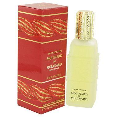 MOLINARD DE MOLINARD by Molinard Eau De Toilette Spray 3.4 oz