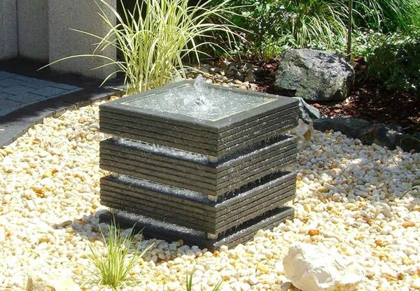 15 Modern Outdoor Fountain Ideas Modern Outdoor Fountains