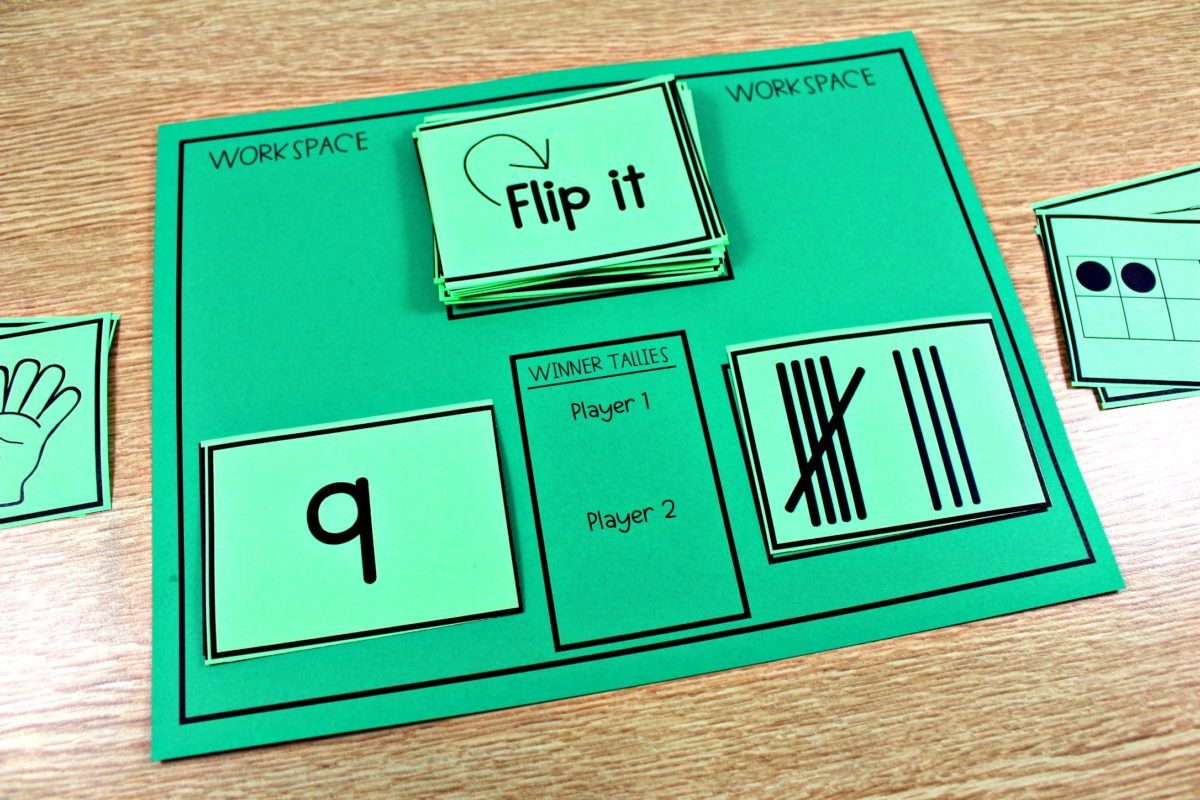 Flip It Math Games | Flipping, Math and Gaming