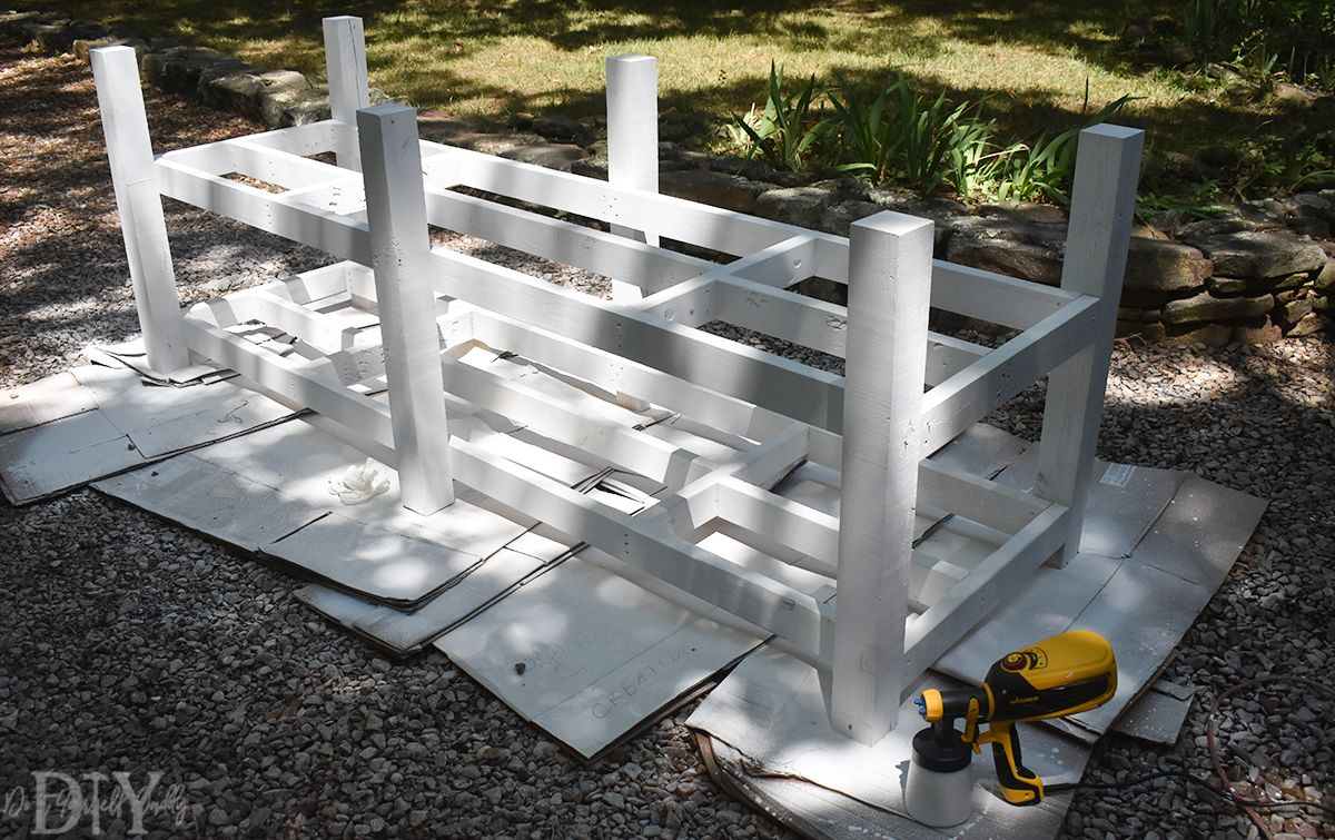Gardening Made Easy With This Diy Mobile Elevated Planter Diy Mobile Planters Diy