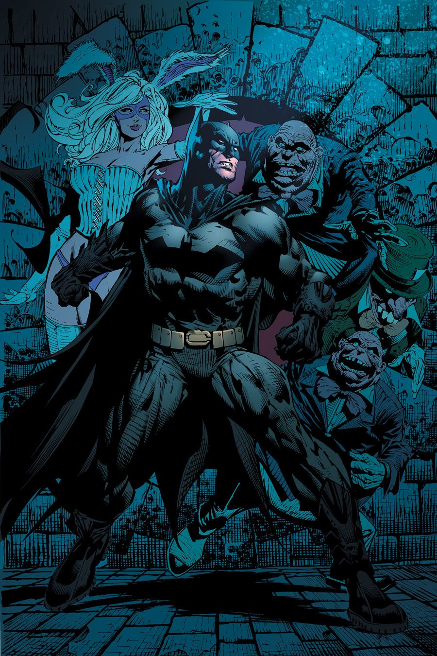 Batman The Dark Knight Vol 2 8 Dc Comics Database With Images