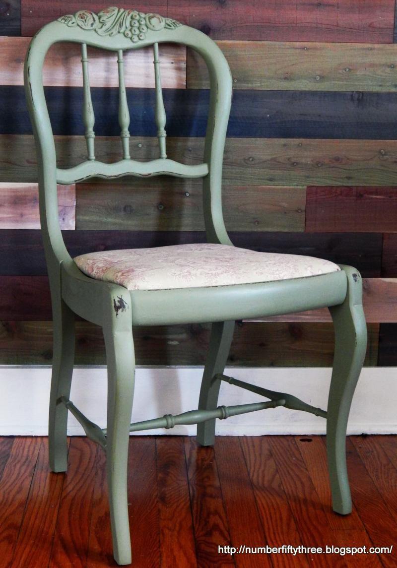 Nantucket Green Chair Green painted furniture, Furniture