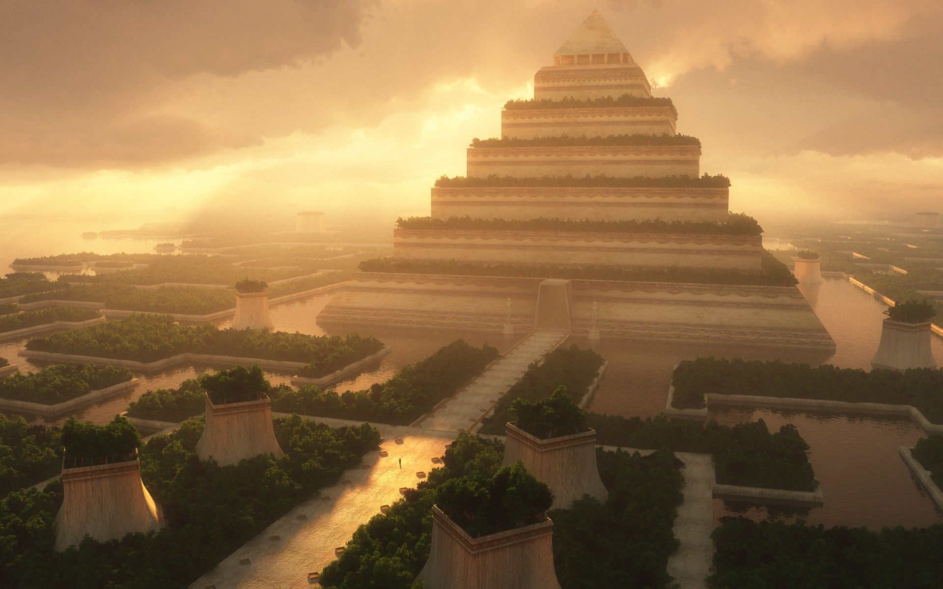 The Rise Of Sarnai 19201200 With Images Gardens Of Babylon