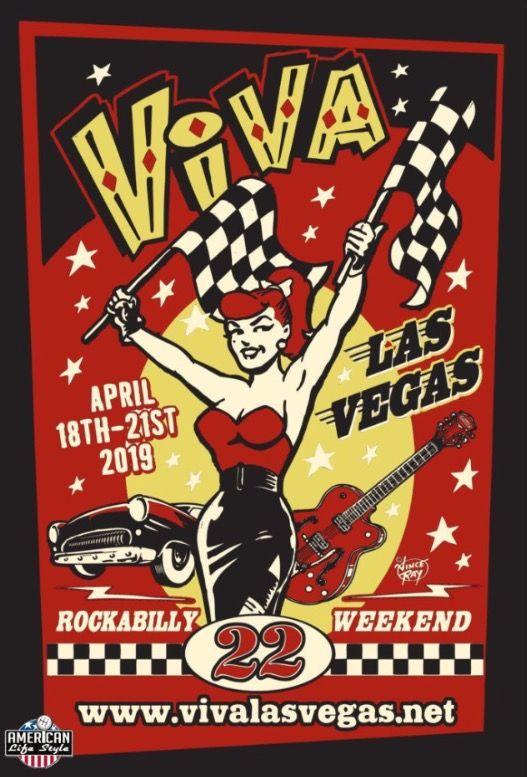 Viva Las Vegas Rockabilly, Viva