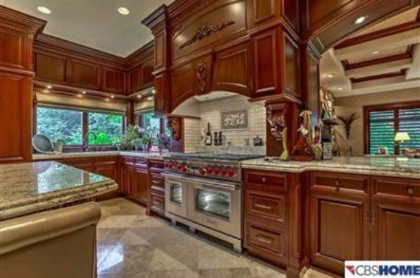 Omaha Home For Sale Beautiful Kitchens Luxury Kitchens Kitchen Design