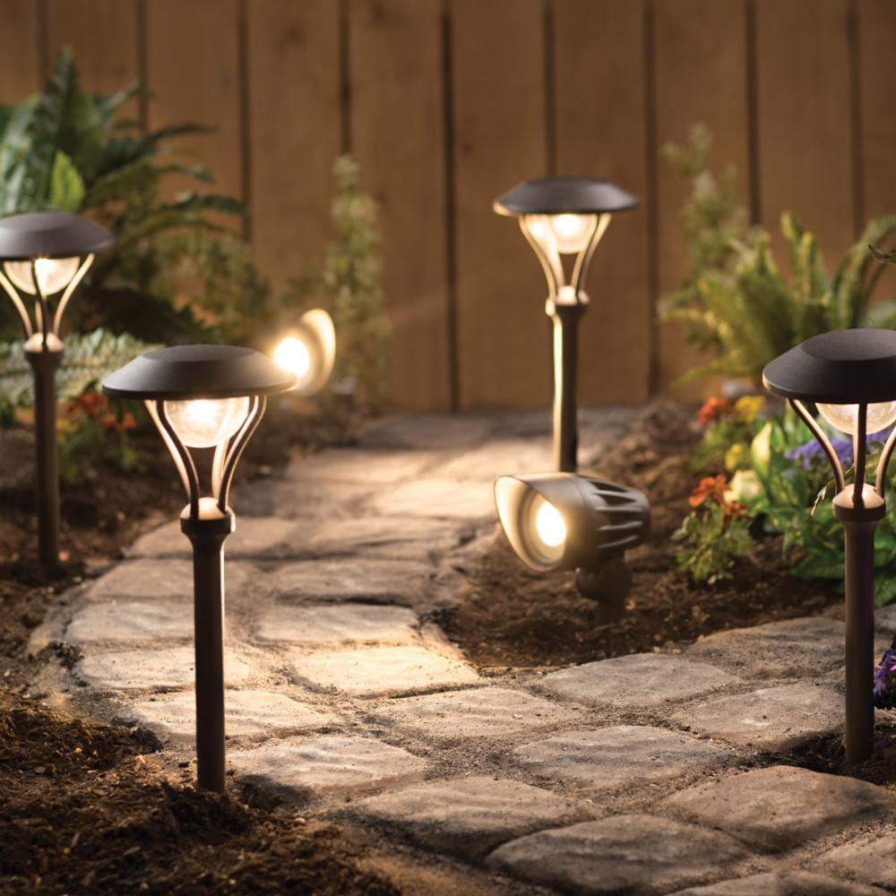 Led 6 Pack Landscape Lighting Kit Duracell Landscape Lighting Kits Solar Landscape Lighting Landscape Lighting