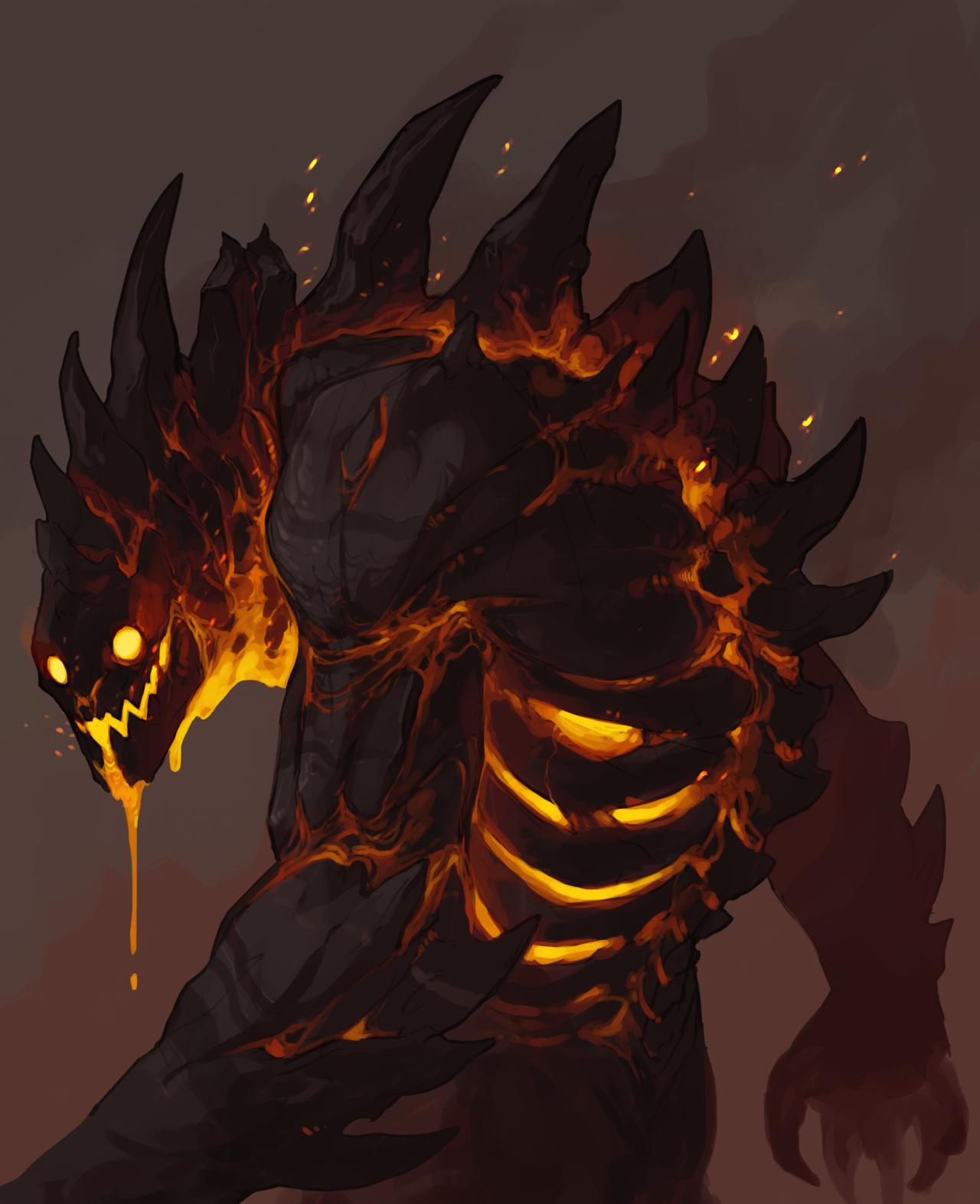 Hybrid The Dark Flame