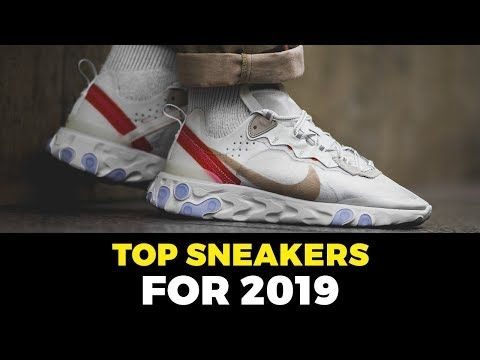 302ac2bfd86 BEST SNEAKERS FOR MEN 2019