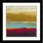 Found it at Wayfair - 'Domain III' by Craig Alan Framed Painting Print