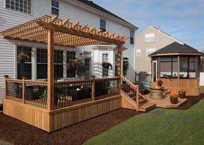 Patio En Bois patio en bois modele design bois traite patio bois patio en bois