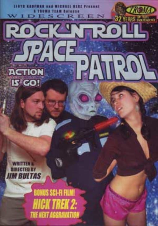 Download Rock 'n' Roll Space Patrol Action Is Go! Full-Movie Free