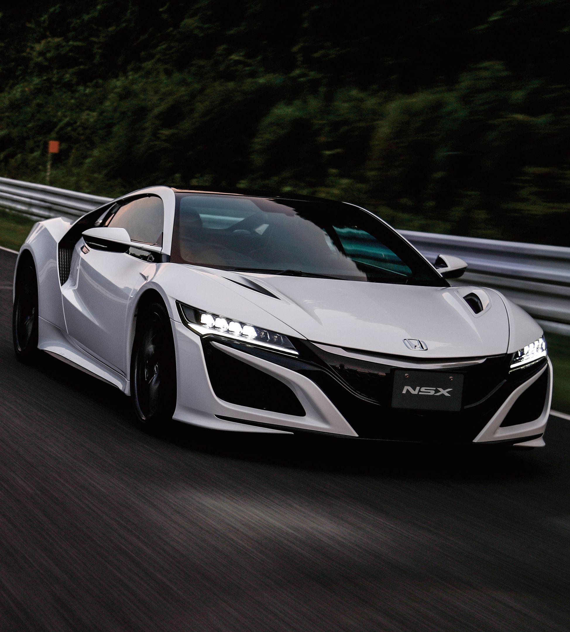 Nsx, Honda Sports Car, Honda Cars