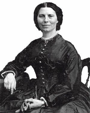 Image result for CLARA BARTON (1821-1912)