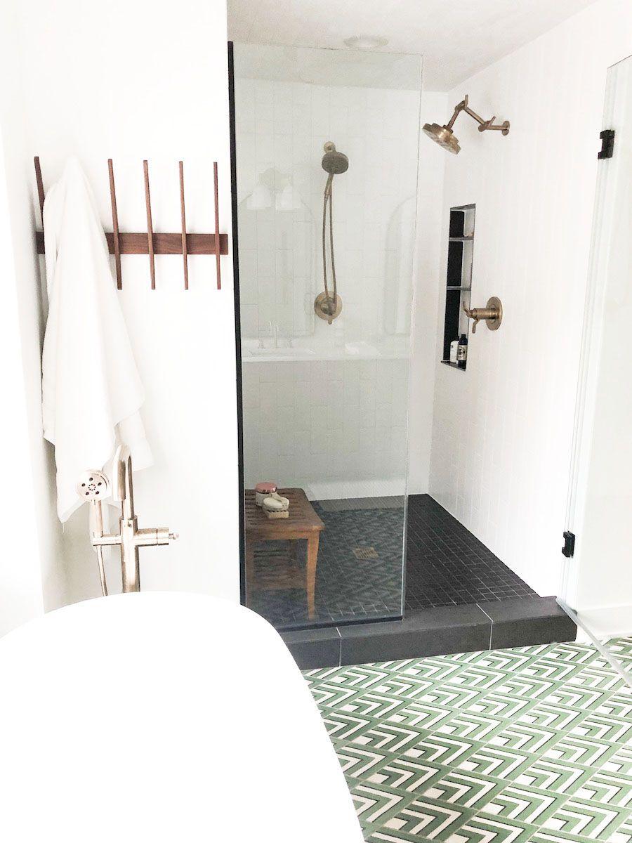 6 Easy Ways To Turn Your Shower Into An Oasis The Everymom Wellness Bathroom Design Bathroom Decor Shower Ro In 2020 Sharpie Wall House Interior Pretty Bathrooms